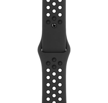 Смарт-часы Apple Watch Nike Series 6 GPS Space Gray Alum Case with Anthracite/Black Nike Sport (MG173UL/A)