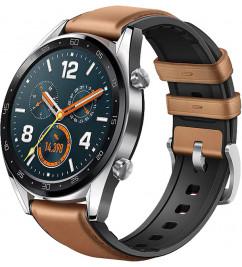 Смарт-часы Huawei Watch GT Steel/Brown (FTN-B19)