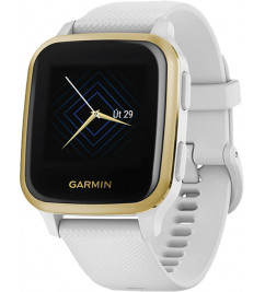 Смарт-часы Garmin Venu SQ White/Gold (010-02427-11)