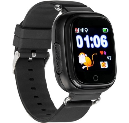 Смарт-часы Gelius Pro GP-PK003 Black (Детские)
