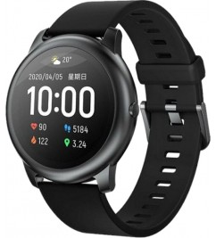 Смарт-часы Xiaomi Haylou Solar LS05 Black