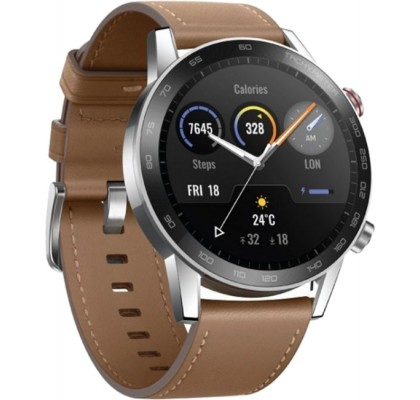 Смарт-часы Huawei Honor Watch Magic 2 Brown (MNS-B19) 46 mm