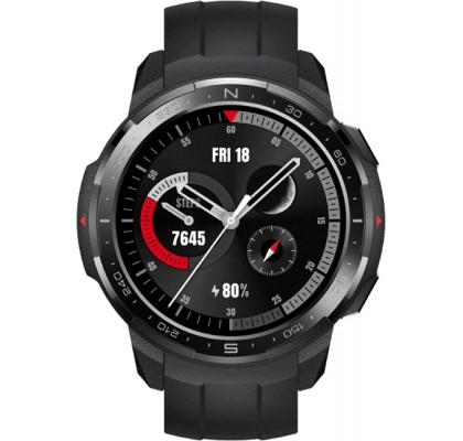 Смарт-часы Huawei Honor Watch GS Pro Charcoal Black (KAN-B19)