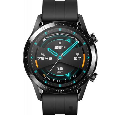 Смарт-часы Huawei Watch GT 2 Sport Black (LTN-B19) 46 mm