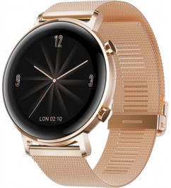 Смарт-часы Huawei Watch GT 2 Elegant Gold (DAN-B19) 42 mm