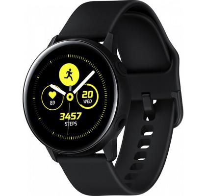Смарт-часы Samsung Galaxy Watch Active Black (SM-R500)