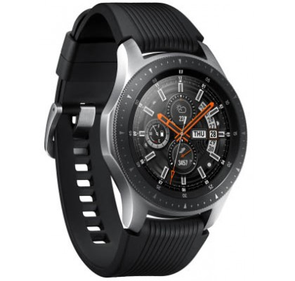 Смарт-часы Samsung Galaxy Watch R800 Silver