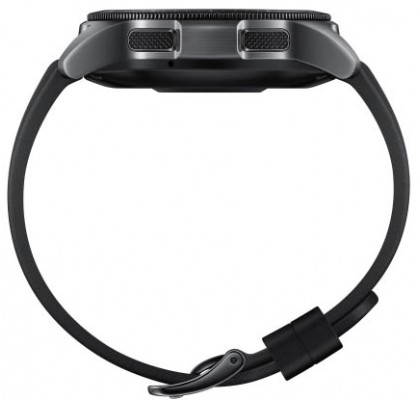 Смарт-часы Samsung Galaxy Watch R815 Black (LTE)