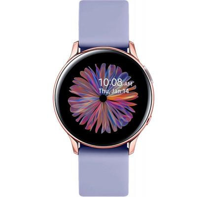 Смарт-часы Samsung Galaxy Watch Active 2 (SM-R830) силикон (Absolute Gold) 40mm