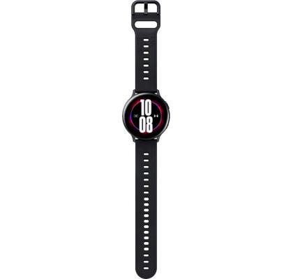 Смарт-часы Samsung Galaxy Watch Active 2 (SM-R830) силикон (Under Armour Edition Aqua Black) 40mm