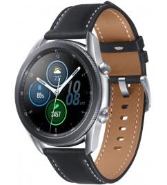 Смарт-часы Samsung Galaxy Watch 3 (SM-R840) кожа Stainless steel Silver 45mm