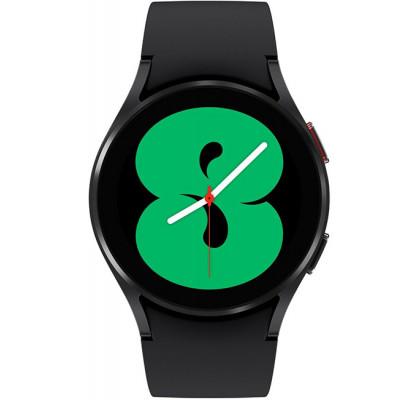 Смарт-часы Samsung Galaxy Watch 4 (SM-R860) силикон Black 40mm