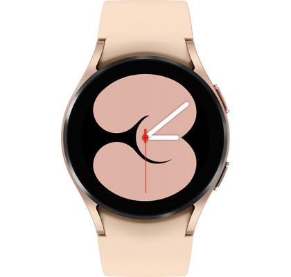 Смарт-часы Samsung Galaxy Watch 4 (SM-R860) силикон Gold 40mm