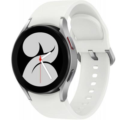 Смарт-часы Samsung Galaxy Watch 4 (SM-R860) силикон Silver 40mm