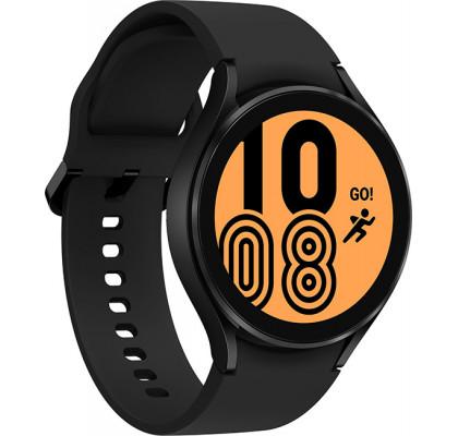 Смарт-часы Samsung Galaxy Watch 4 (SM-R870) силикон Black 44mm