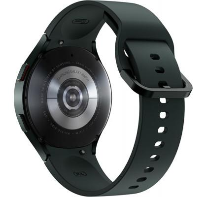 Смарт-часы Samsung Galaxy Watch 4 (SM-R870) силикон Green 44mm