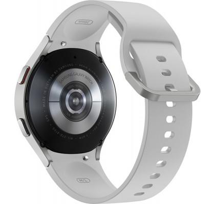 Смарт-часы Samsung Galaxy Watch 4 (SM-R870) силикон Silver 44mm