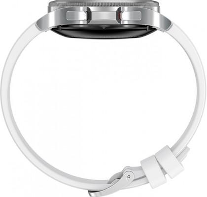Смарт-часы Samsung Galaxy Watch 4 Classic (SM-R880) силикон Silver 42mm