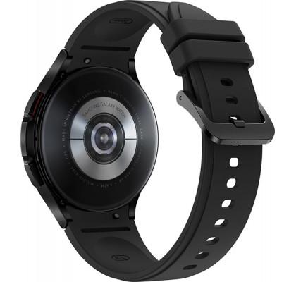 Смарт-часы Samsung Galaxy Watch 4 Classic (SM-R890) силикон Black 46mm