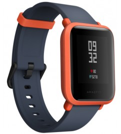 Смарт-часы Amazfit Bip Smartwatch Red (EU)