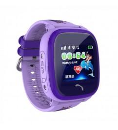 Смарт-часы Smart Baby Watch Q100 (Q90) Violet
