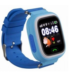 Смарт-часы Smart Baby Watch Q100 (Q90) Blue