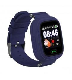 Смарт-часы Smart Baby Watch Q100 (Q90) Dark blue
