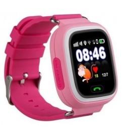 Смарт-часы Smart Baby Watch Q100 (Q90) Pink