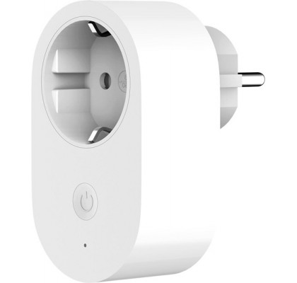Умная розетка Xiaomi Mi Smart Plug Wi-Fi (ZNCZ05CM/GMR4015GL) White (EU)