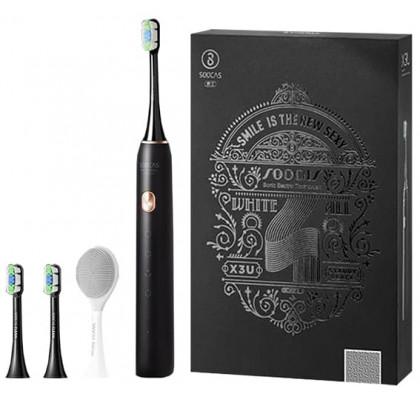Умная зубная щетка Xiaomi Soocas Sonic X3U Black Limited Edition