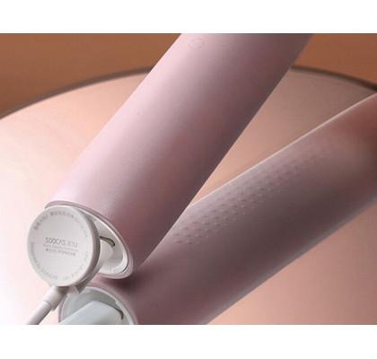 Умная зубная щетка Xiaomi Soocas Sonic X3U Pink + чехол