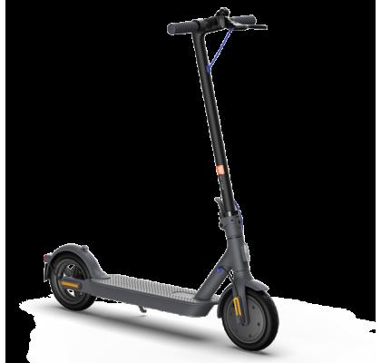 Электросамокат Xiaomi Mi Electric Scooter 3 Black (UA)