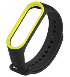 Xiaomi ремешок для браслета Mi Band 3/Band 4 Black/Yellow