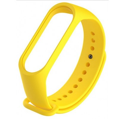 Xiaomi ремешок для браслета Mi Band 5 Yellow