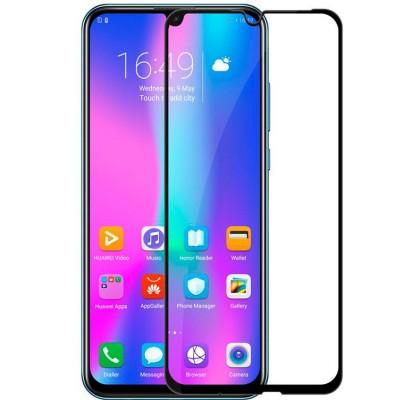 Защитное 2D стекло для Huawei Honor 20 Lite (с рамкой Black)