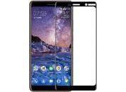 Защитное 2D стекло для Nokia  с рамкой