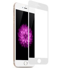 Защитное 2D стекло с рамкой для iPhone