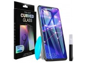 Защитное Nano стекло Curved Glass для Samsung Note 10 Plus