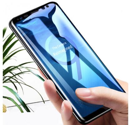 Защитное Nano стекло Curved Glass для Samsung S20 Plus