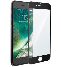 Защитное 3D стекло с рамкой для iPhone