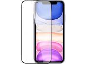Защитное 9D стекло для iPhone 12 Mini (с рамкой Black)