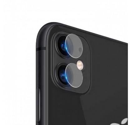Защитное 2D стекло для камеры Apple iPhone 11