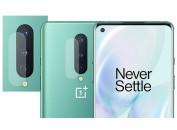 Защитное 2D стекло для камеры OnePlus 8