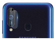 Защитное 2D стекло для камеры Samsung A50 (A505) / A50s (A507)