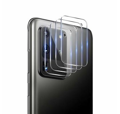 Защитное 2D стекло для камеры Samsung S20 Ultra