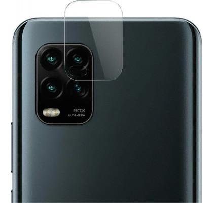 Защитное 2D стекло для камеры Xiaomi Mi10 Lite