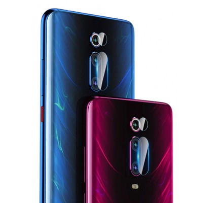 Защитное 2D стекло для камеры Xiaomi Mi9T / Redmi K20