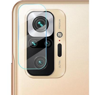 Защитное 2D стекло для камеры Redmi Note 10 Pro Black