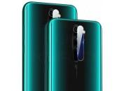 Защитное 2D стекло для камеры Redmi Note 8 pro