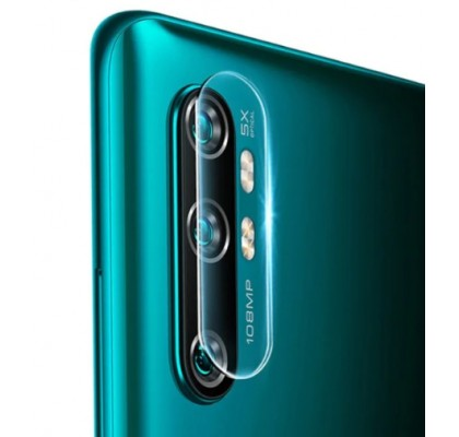 Защитное 2D стекло для камеры Xiaomi Mi Note 10 / Mi Note 10 Pro